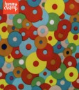 Wet Bag Colour Circles Pattern