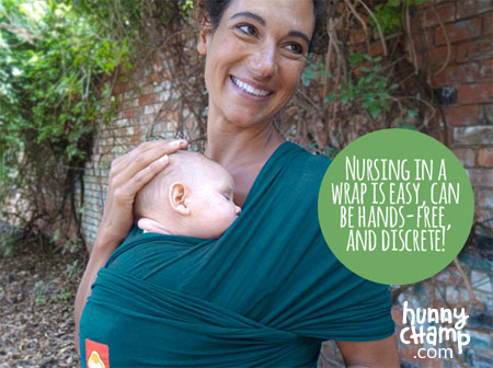 Babywearing and Nursing