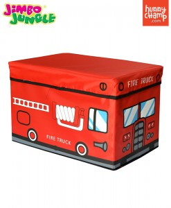 Jimbo Jungle Fire Truck