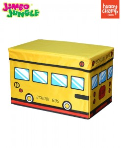 Jimbo Jungle School Bus