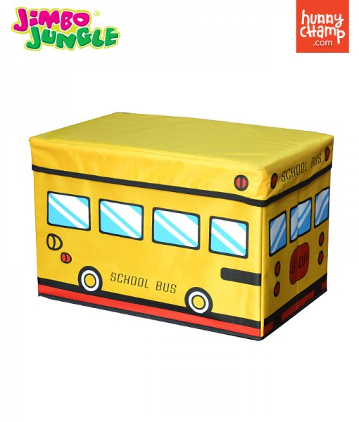 Jimbo Jungle School Bus