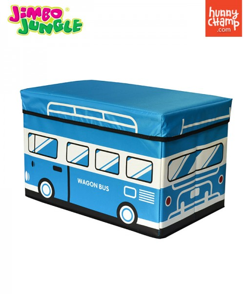 Jimbo Jungle Wagon Bus