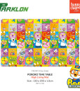 Pororo Timetable Parklon Hi Living Mat