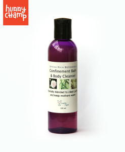 Confinement Bath and Body Cleanser