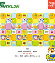 Pororo PE Roll Mat Music Land – Back