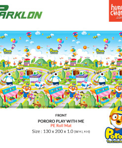 Pororo PE Roll Mat Play With Me