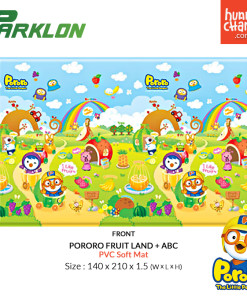 Parklon Soft Mat Pororo Fruit Land ABC