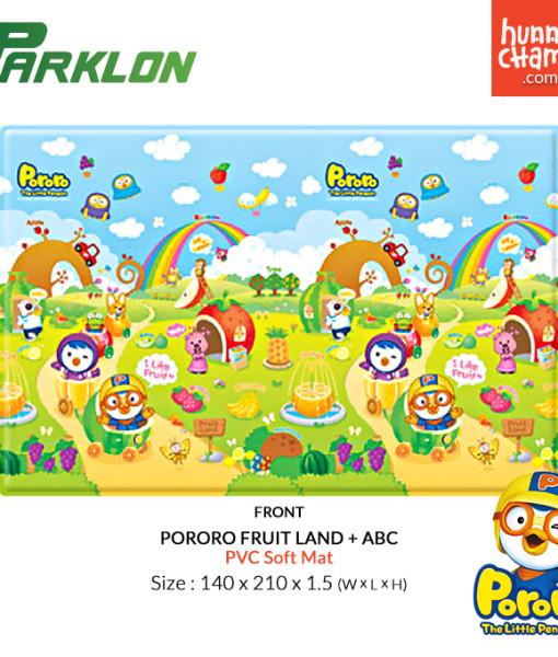 Parklon Soft Mat Pororo Fruit Land ABC