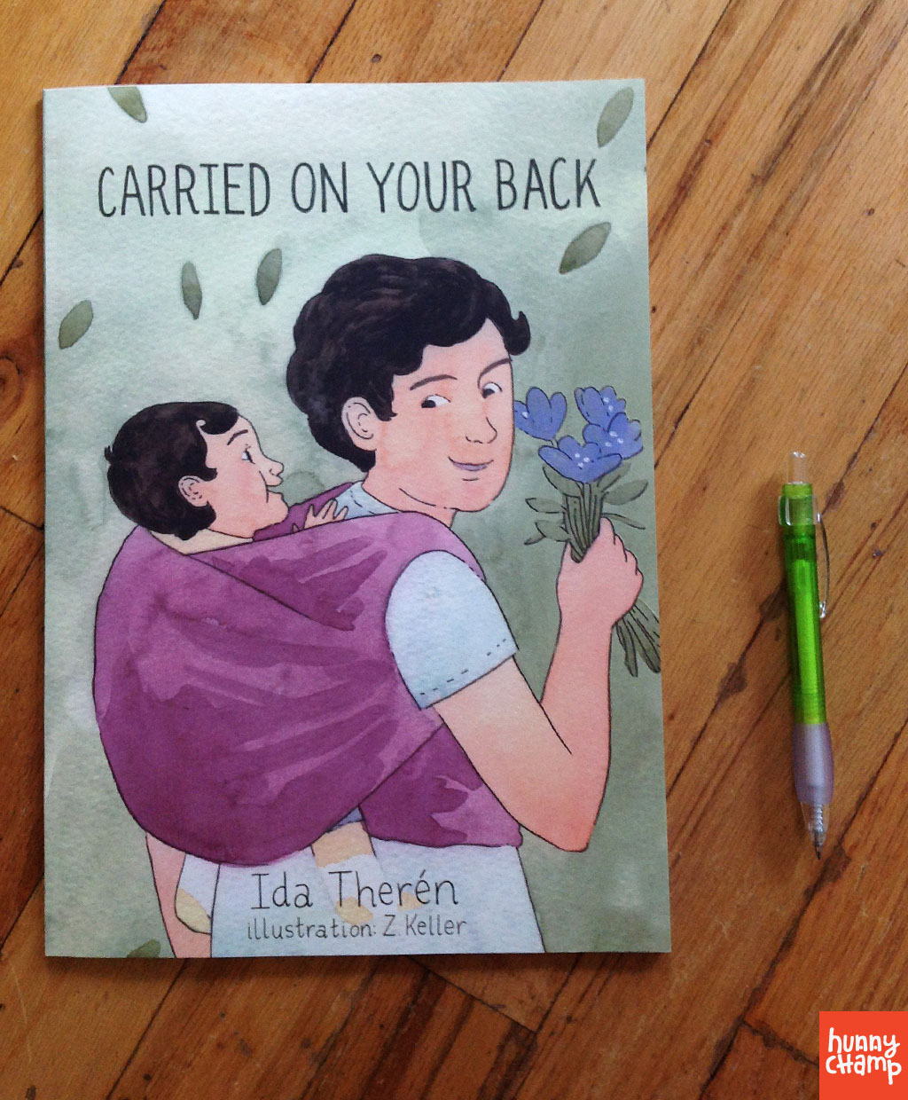 Carried on Your Back by Ida Therén