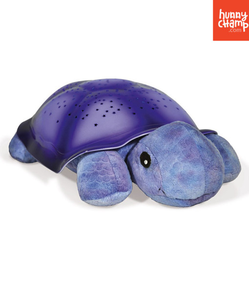 Cloud b Twilight Turtle Purple