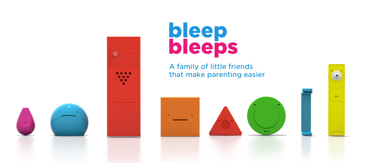 The Bleep Bleeps Family