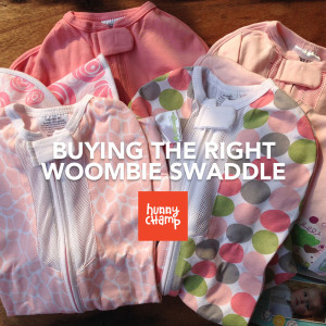 Buying the Right Woombie Swaddle