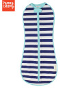 Woombie Original Navy Striped Boy