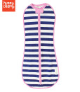 Woombie Original Navy Striped Girl